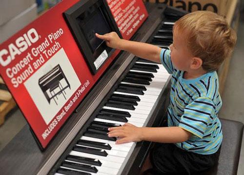 Những yếu tố quyết định khi chọn đàn piano cho trẻ em