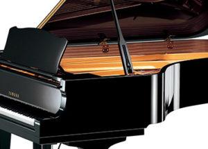 Đánh giá đàn piano cơ Yamaha C7 PE