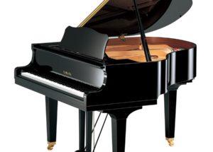 Sự khác nhau giữa upright piano và grand piano