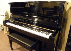 Đàn piano cũ của Nhật được yêu thích tại Việt Nam