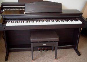 Đàn piano Roland HP 2800 – model nổi bật của thương hiệu đàn piano đến từ Nhật Bản
