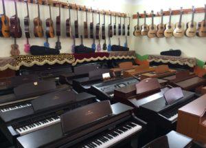 Tuyệt chiêu mua đàn piano giá rẻ