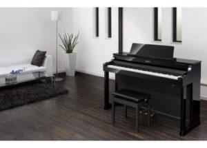Nên mua đàn piano điện Yamaha hay Roland