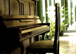 Chọn đàn piano nhỏ phù hợp với không gian nhỏ
