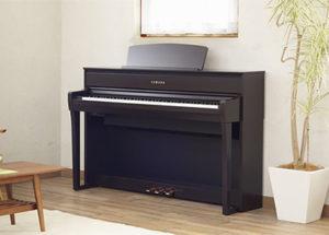 Tổng quan đánh giá đàn piano điện Yamaha CLP 645
