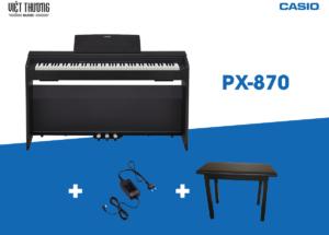 Đàn piano điện mới nhất của Casio tên gì?