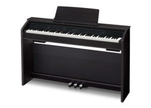 Nên chọn đàn piano yamaha hay piano casio cho người mới học?