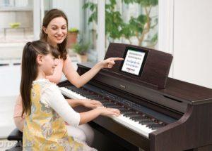 Tư vấn mua đàn piano điện cho người mới học