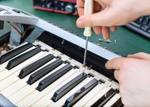 Những lỗi thường gặp ở piano điện và cách khắc phục