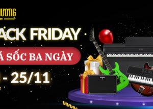 Đại tiệc mua sắm BLACK FRIDAY 2018 tại Việt Thương