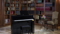 Những điều thú vị về thiết kế dòng đàn Piano điện Casio Celviano