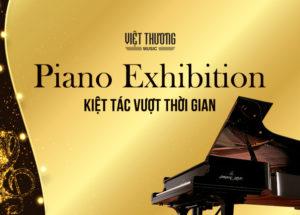Chương trình khuyến mãi Piano tháng 10 lớn nhất Việt Thương