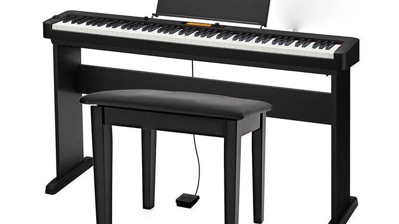 Đàn Piano điện Casio CDP-S350 Review