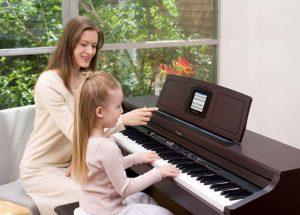 Những vấn đề khi tập đàn piano