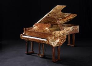 Những cây đàn piano Steinway danh giá