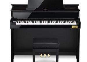 So sánh đàn piano điện CASIO GP300, GP400 VÀ GP500