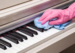 Hướng dẫn chăm sóc để đàn piano có tuổi  thọ cao