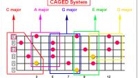 Hợp âm CAGED là gì?