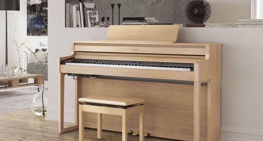 Lý do nên chọn đàn piano Roland